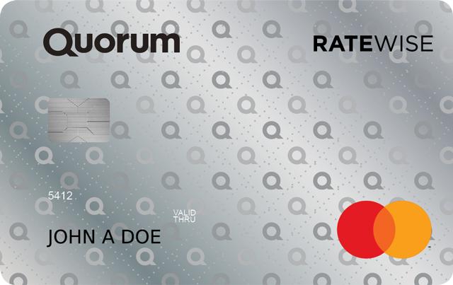 RateWise Mastercard