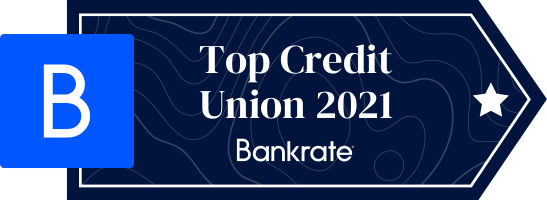 For the third year in a row, Quorum named one of the top 10 Credit Unions in the U.S. by Bankrate!
