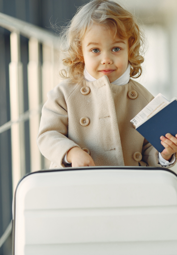 Insurance Coverage That Takes Care of Your Littlest Travelers.